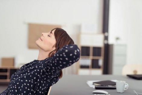 Як займатись гімнастикою в офісі?
