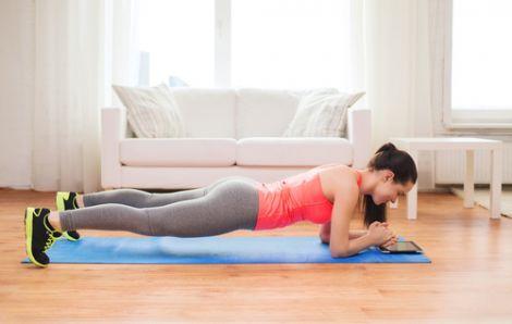 Виконуйте цю вправу кілька разів на тиждень