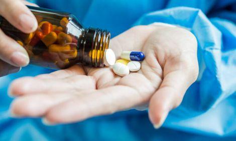 Таблетки від коронавірусу