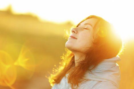 Сонячне проміння - джерело вітаміну D