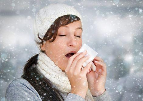 Як вберегти організм від зимової застуди?