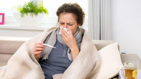 Домашнє лікування застуди