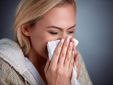 Застуда - не рідкість у холодну пору року