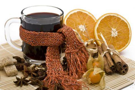 Лікування застуди напоями