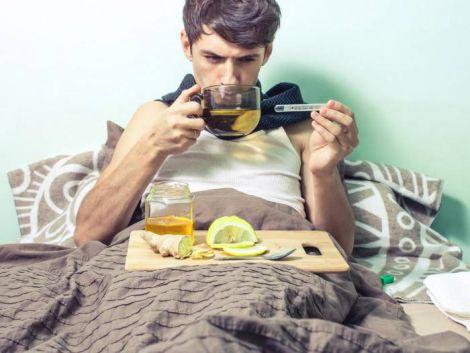 Шкідливі методи лікування застуди