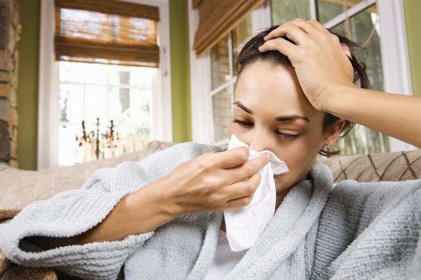 Продукти від вірусів та застуди