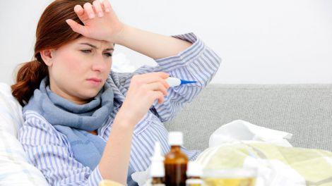 Правильне лікування застуди