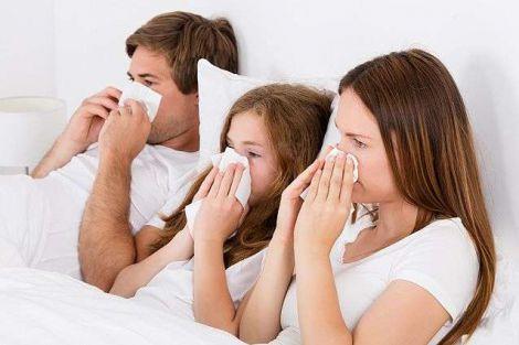 Відрізнити грип від застуди