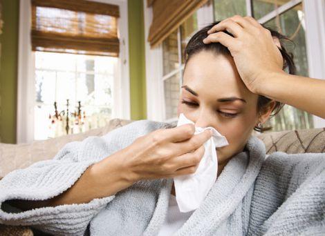 Помилки при застуді