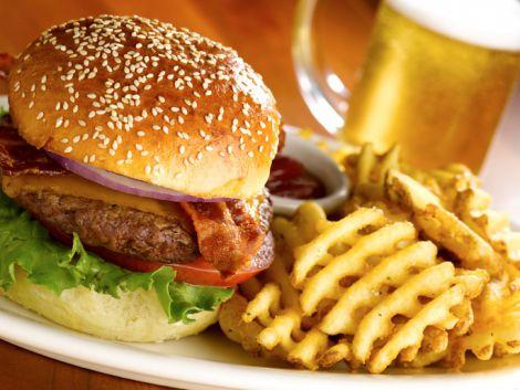 Неправильне харчування - дуже шкідлива звичка