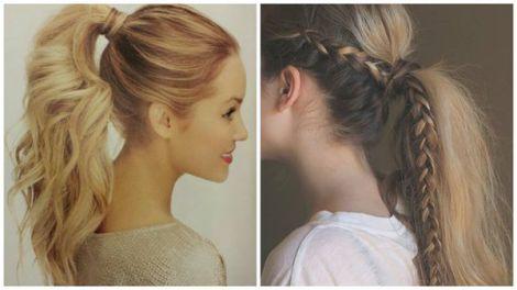 Такі зачіски не виходять з моди
