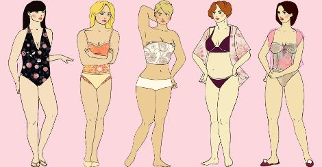"""Власницям фігури типу """"пісочний годинник"""" найлегше у процесі схудення"""