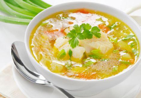 Курячий суп допомагає боротись з застудою