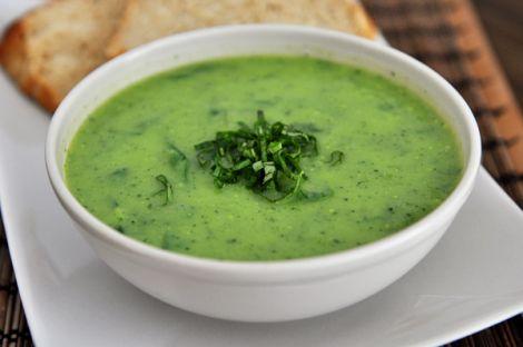 Суп з селери по-індійськи