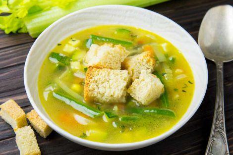 Овочеві супи - найкращий варіант для схуднення