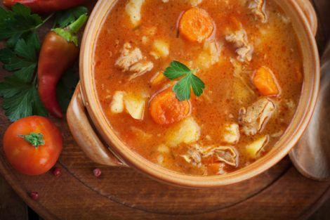 Суп від похмілля