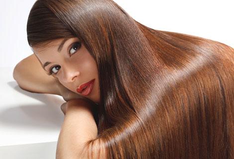 Блискуче і доглянуте волосся