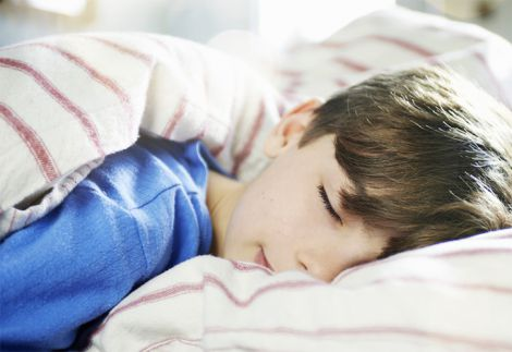 Денний сон покращує інтелект дітей