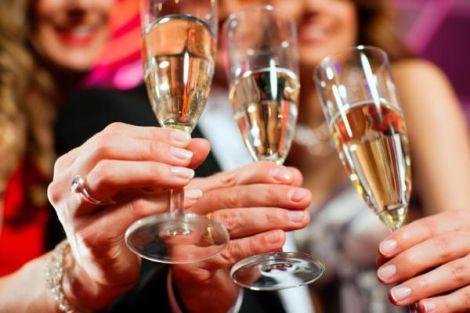 Користь шампанського