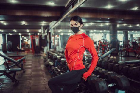 Відвідування спортзали у часи пандемії