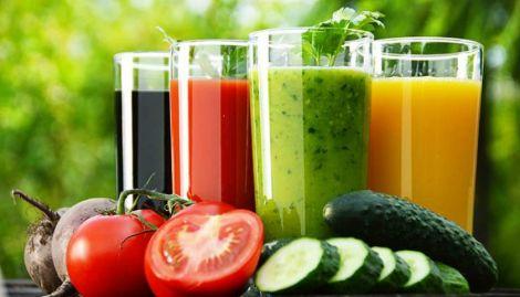 Овочевий сік зміцнить здоров'я