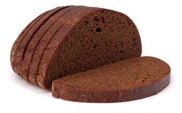 чорний хліб допоможе у митті голови