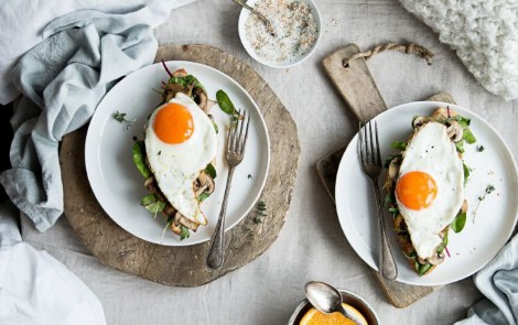 Швидкий сніданок живить мозок