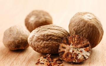 Мускатний горіх допомагає печінці