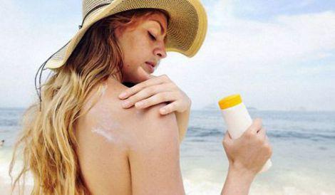 Захищайте тіло від сонця