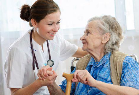 Преимущества домов престарелых