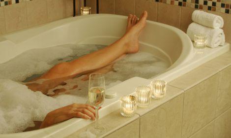 Помилки прийняття ванни з сіллю