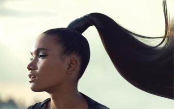 красиві зачіски з хвостом