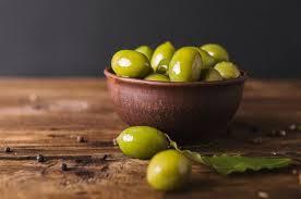 Протипоказання для вживання оливок