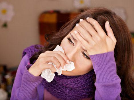 Алергія чи простуда