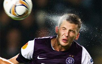 футболісти ризикують здоров'ям через часті травми голови