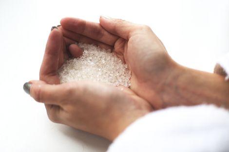 Сіль - не лише біла смерть а й ліки