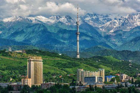 Отдых в Алматы
