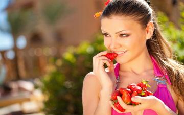 Ягоди для краси