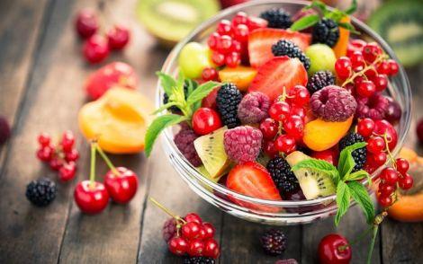А скільки фруктів їсте ви?