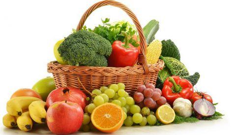 Овочі та фрукти потрібно вживати щодня