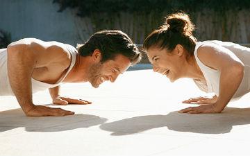 Урізноманітнити сексуальне життя допоможуть вправи