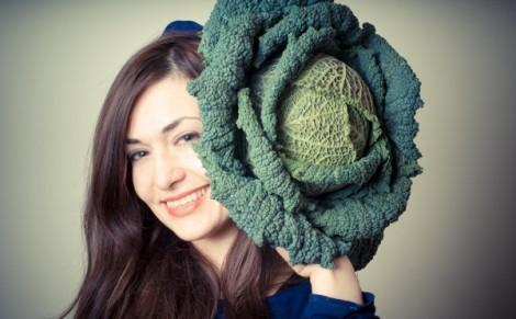 Їжте зелень