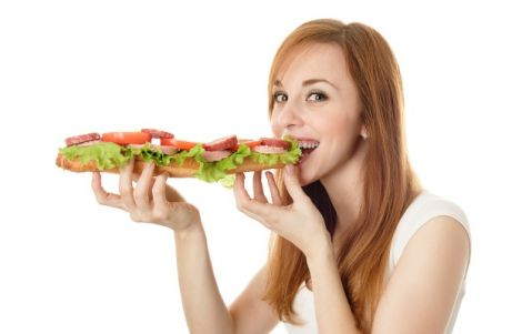Як зменшити апетит?