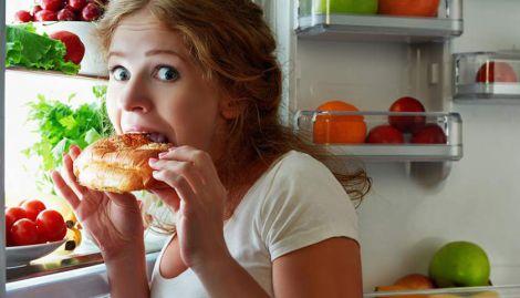 Посилений апетит може призводити до зайвої ваги