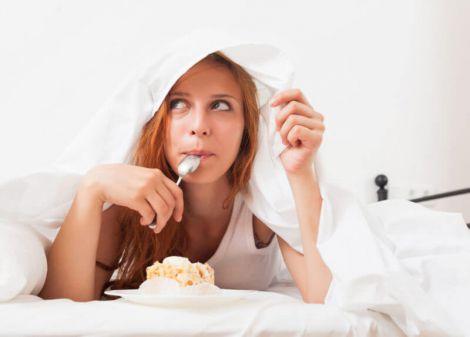 Посилення апетиту під час ПМС