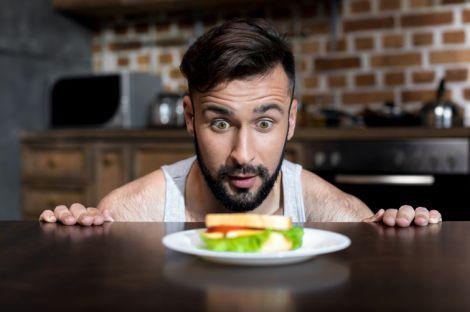 Як впоратись з підвищеним апетитом?
