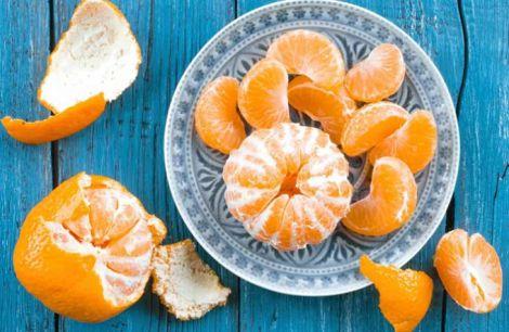 Користь мандаринів у процесі схуднення