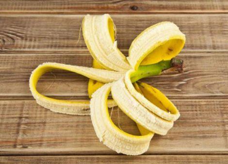 Користь бананової шкурки