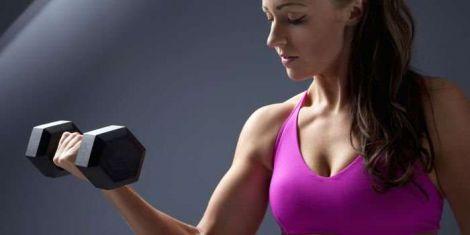 Вправи для красивих грудей та рук