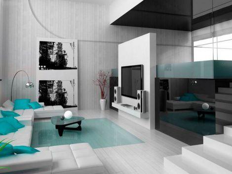 Квартира в стиле хай-тек: как сделать ремонт самостоятельно?